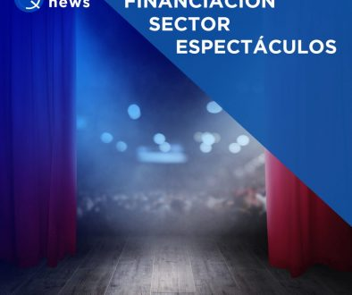 financiación sector espectáculos